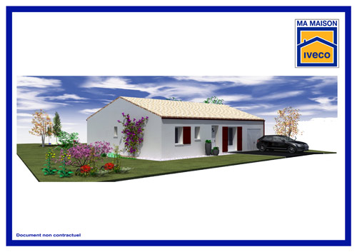 Perspectives de maisons for Plan de maison traditionnelle gratuit